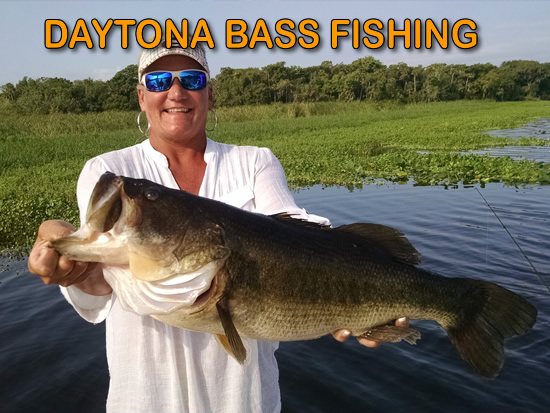 Bass Fishing Trips Of Daytona Bass Fishing Fishing Trips Floridaflorida