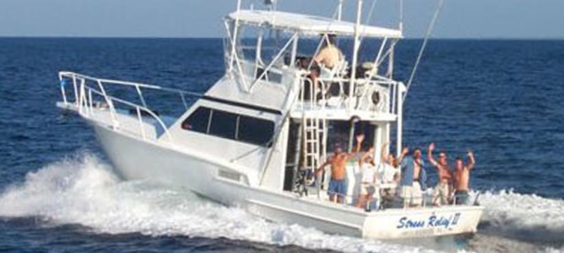 Deep Sea Fishing Daytona Beach
